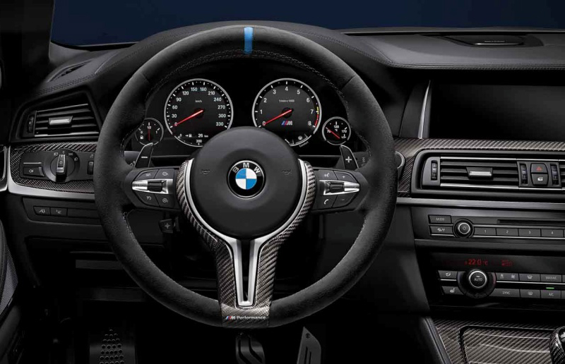Standard M Performance Steering Wheel