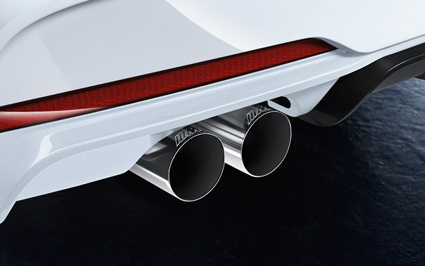 BMW Performance F30 328i Exhaust System @ ModBargains.com
