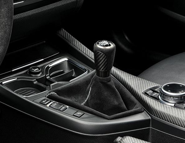 Bmw genuine leather 6-speed gear stick/shift knob pearl chrome.