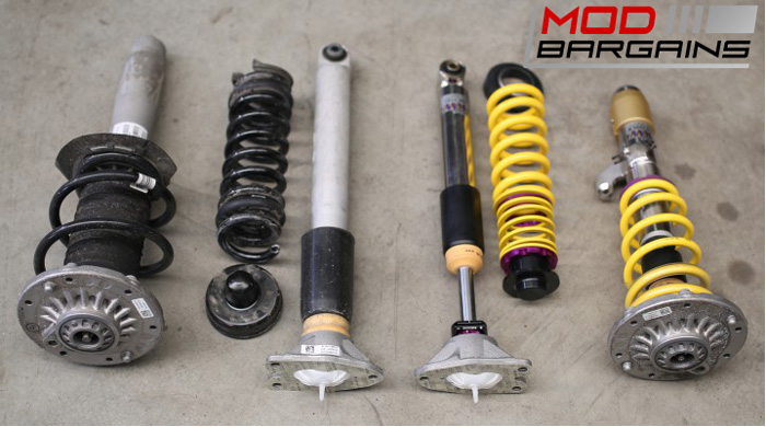 KW Suspension v3 Coilovers for BMW 2016 M2 [F87] (kw352200BH)