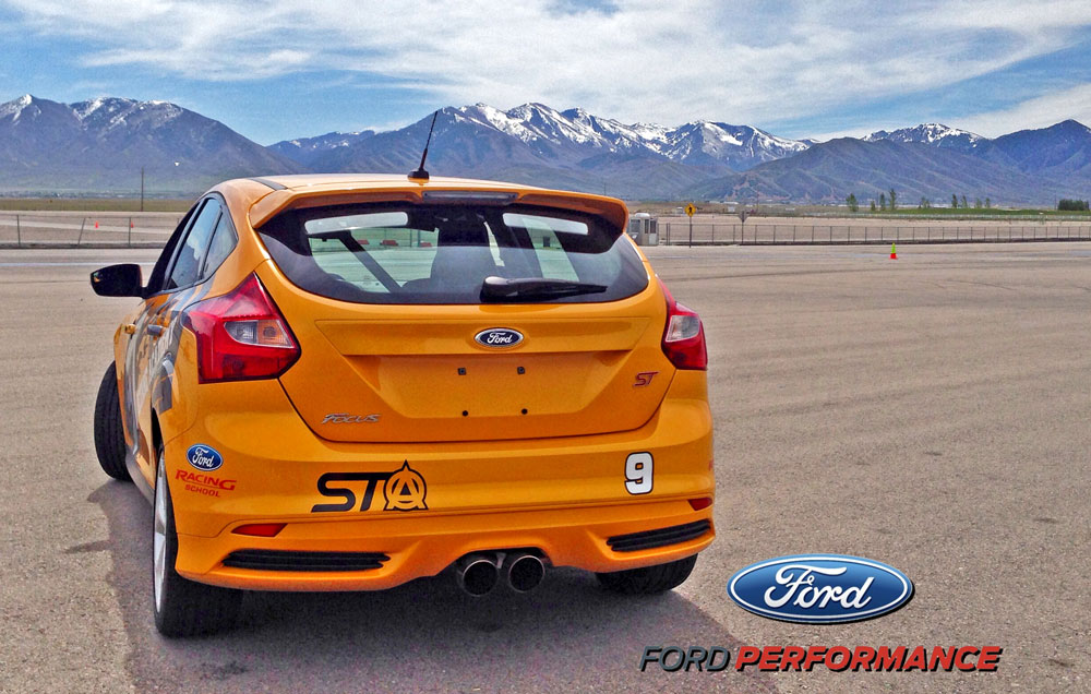 ford racing exhaust for 2013 16 focus st st250 m 5200 fst. Black Bedroom Furniture Sets. Home Design Ideas