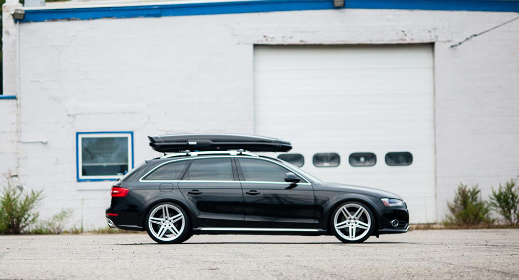 Vossen VFS-5 Installed on Audi Allroad (3)