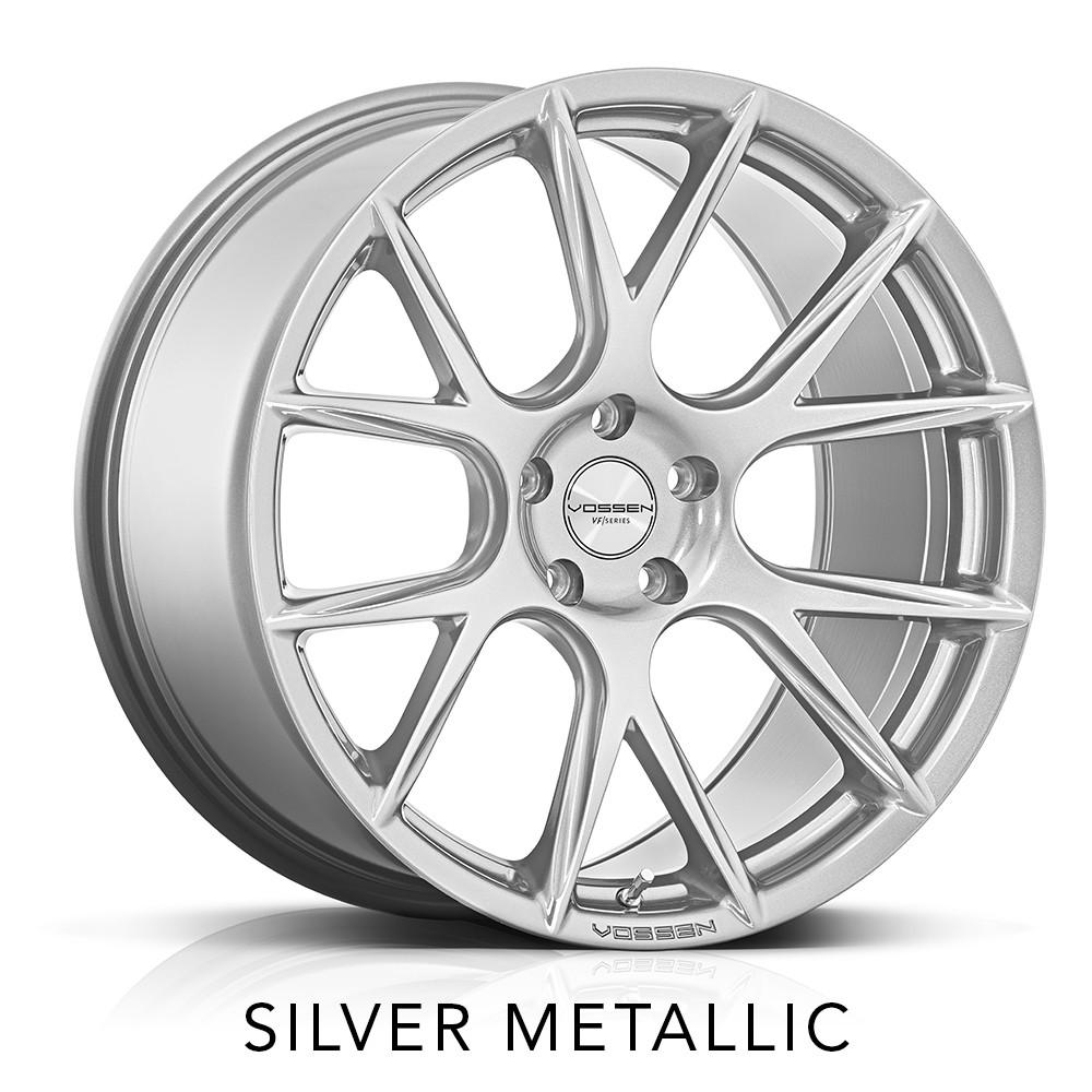 infiniti q50 vossen vfs6 vfs-6 6 spoke mesh silver