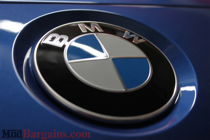 Get Your Bmw Hood And Or Trunk Emblem Roundel At