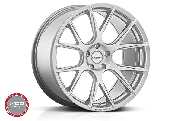 Vossen 20-inch Silver Metallic VFS6 Wheel