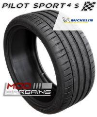 Michelin Pilot Sport 4S Tires