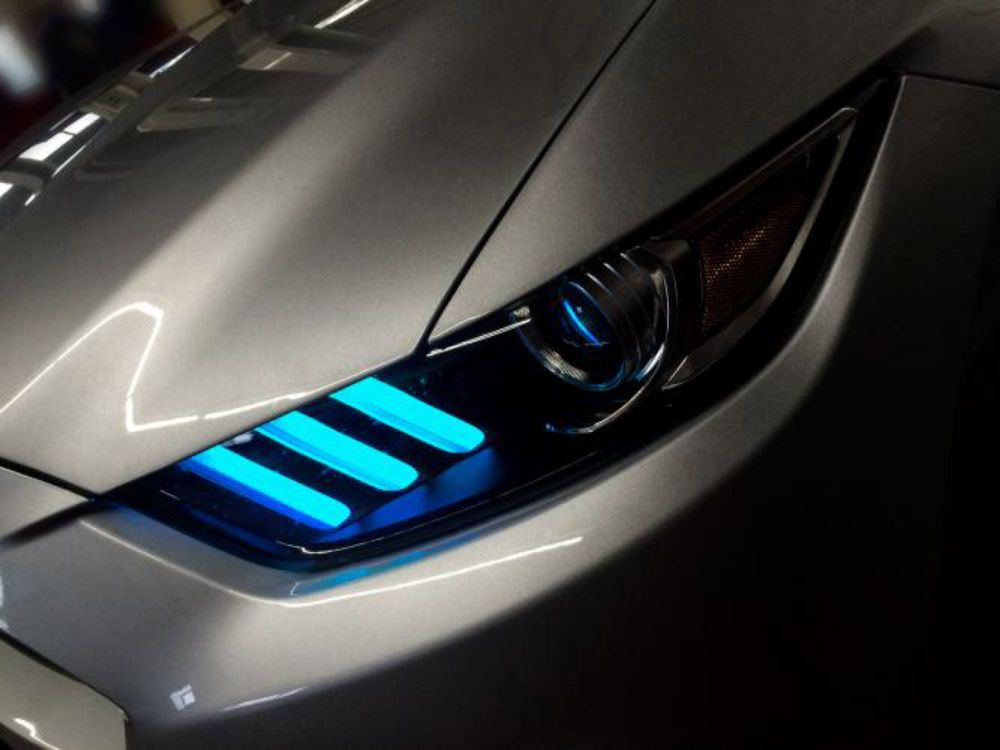 Diode Dynamics DRL LED Multi-Color Boards for the 2015 ...