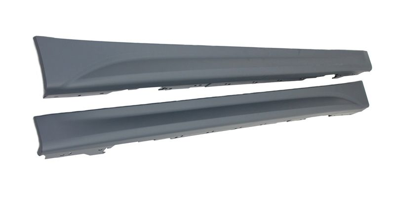 BMW F30 3-Series M-Sport Replacement Side Skirts at ModBargains.com Bare