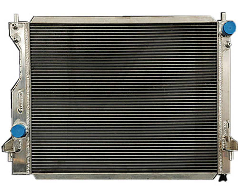 OPL Aluminum 3-Row Radiator for Mustang 2005-2010 V6/V8 [S197]
