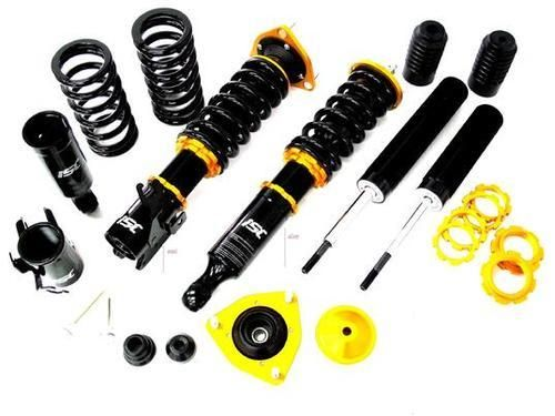 ISC Suspension 32-way Adjustable Coilovers for 2006-12 BMW 3-Series Sedan/Wagon [E90/E91]