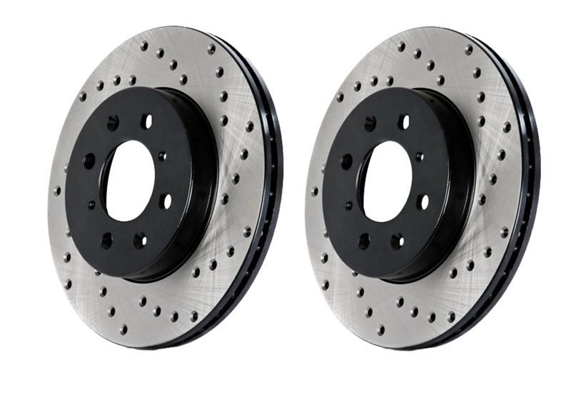 StopTech Drilled Rotors 2008-13 BMW M3 [E90/E92/E93]