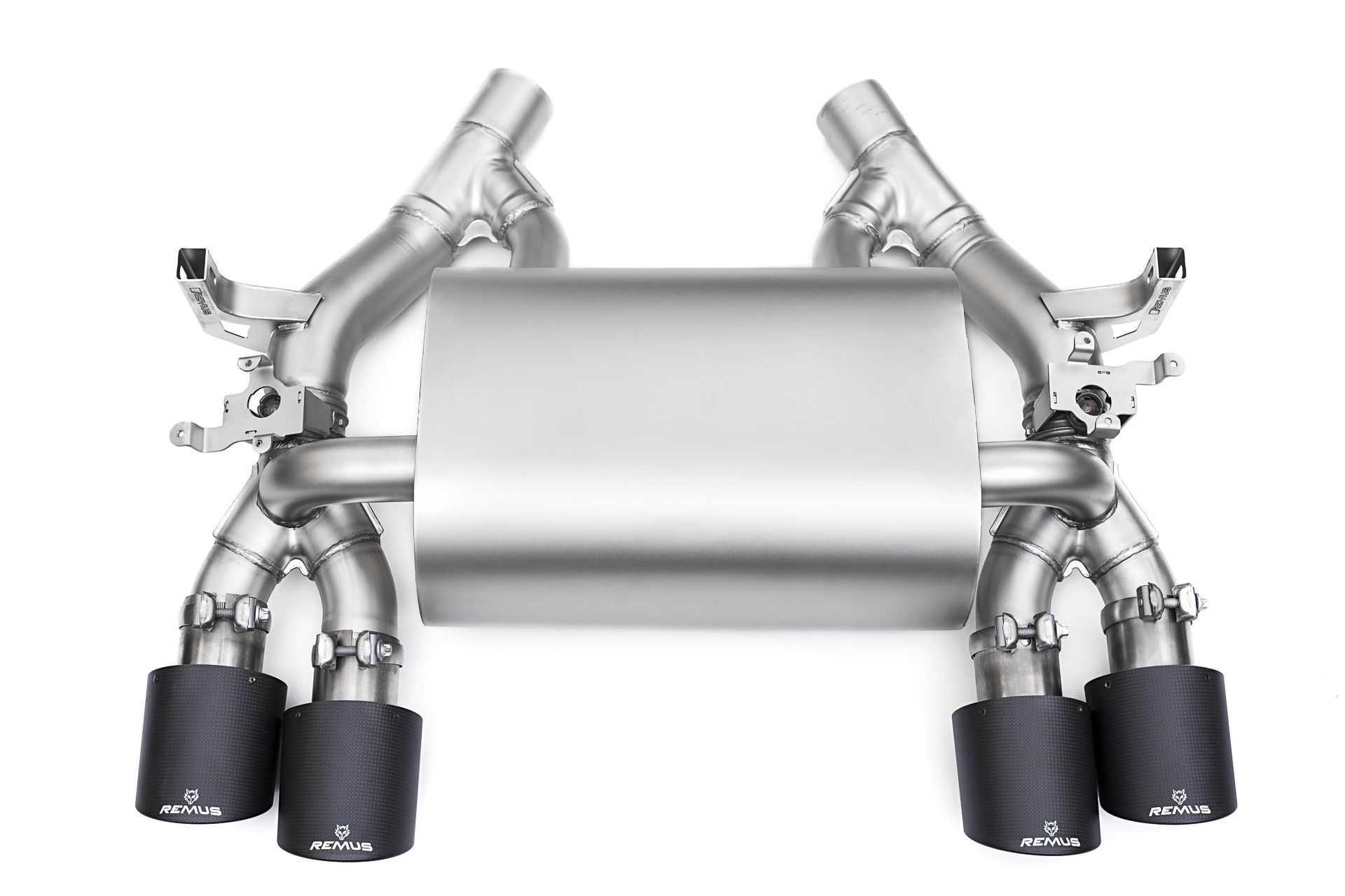 Remus Axle-Back Exhaust for 2014+ BMW M3 M4 [F80/F82]
