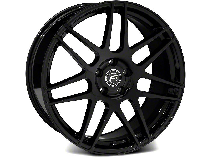 "Forgestar F14 Wheels for Mercedes-Benz 18"" 5x112mm Black"