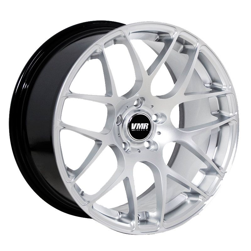 "VMR V710 Wheels - Hyper Silver - BMW - 19""/20"" - 5x120mm"