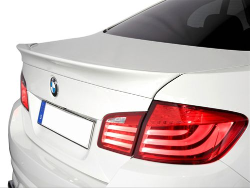 Trunk Spoiler for 2011+ BMW 528/535i & M5 [F10] ABS BM-0102