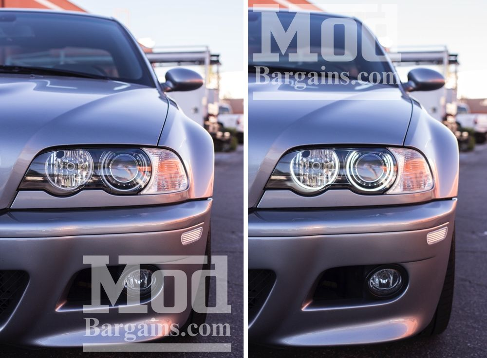 Ccfl Angel Eyes By City Vision Lighting For Bmw E36 E39 E46