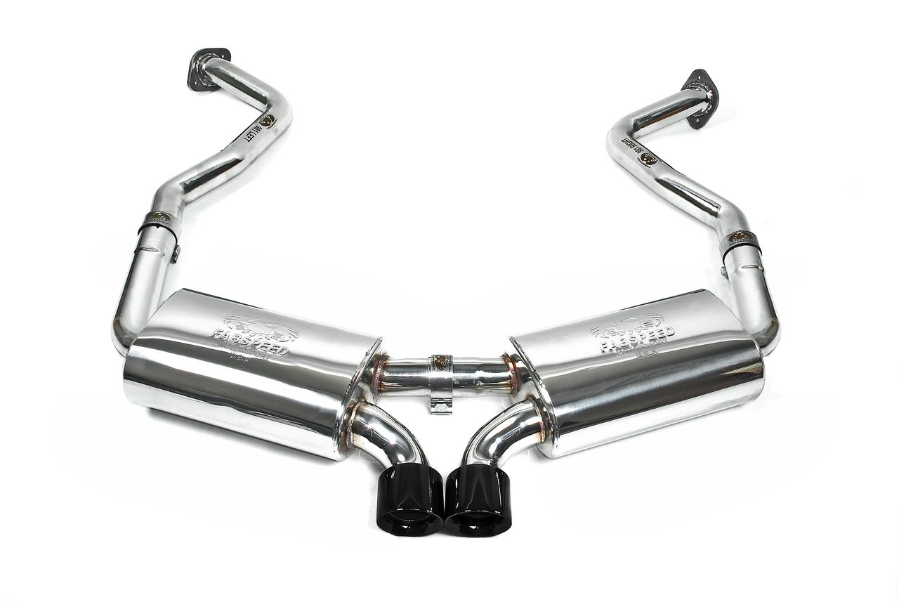 Fabspeed Maxflo Cat-Back Exhaust for 2013+ Porsche Boxster/Cayman [981] FS.POR.981.MAX