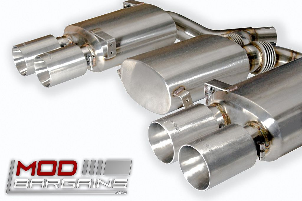 Active Autowerke F80 F82 M3 M4 axel back exhaust