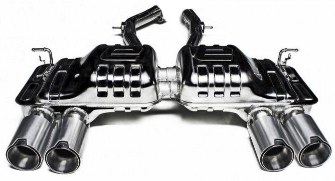 Eisenmann Performance Exhaust 2014-16 BMW F8X M3/M4