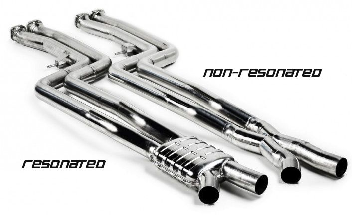 Eisenmann Exhaust Mid Pipes for F80 F82 M3 M4