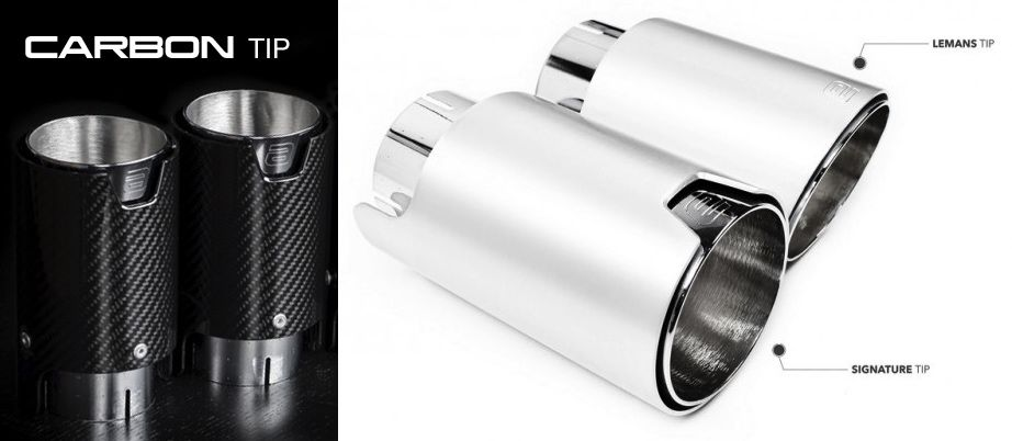 Eisenmann Exhaust Tips for F80 F82 M3 M4