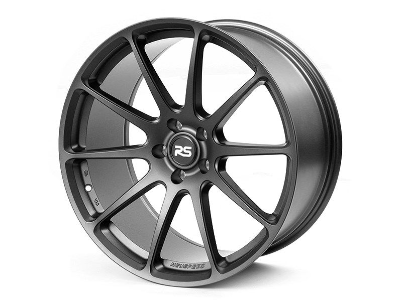 Neuspeed RSe102 Satin Gun Metallic 20x9 ET40 5x112mm Wheels for Audi/VW/Mercedes