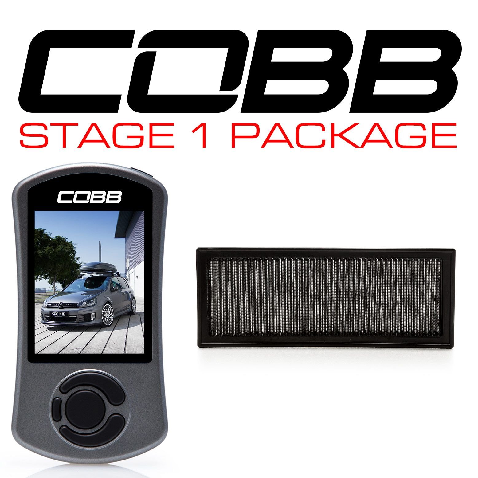 COBB AccessPORT V3 ECU Flash Tuner for 2010-14 VW Golf GTI [MK VI] AP3-VLK-001
