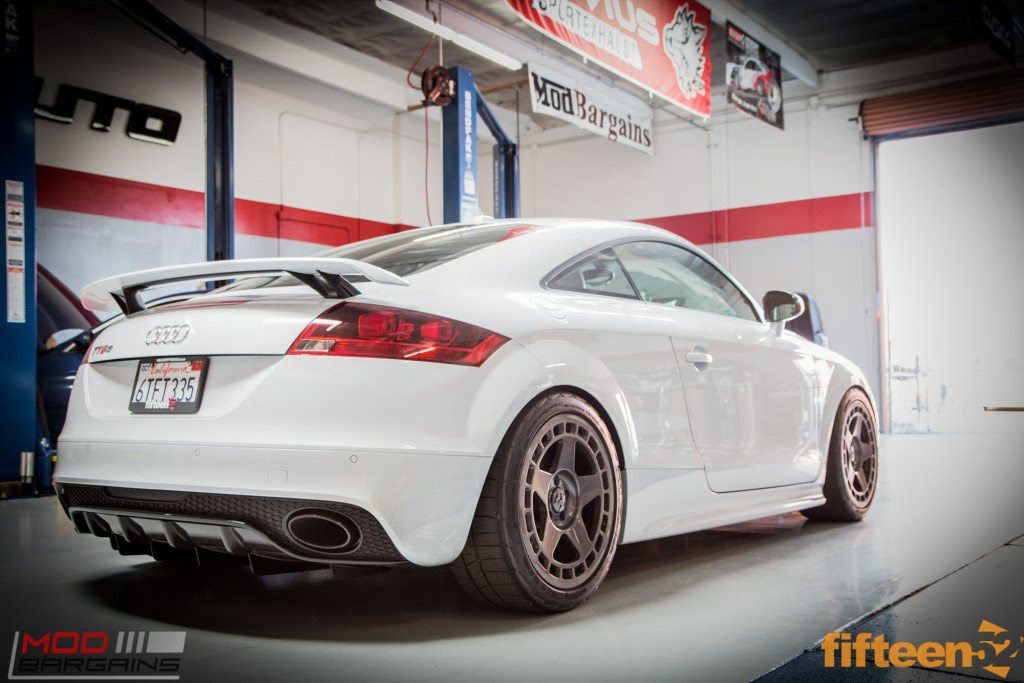 Audi TT RS Forged Turbomac angle 2