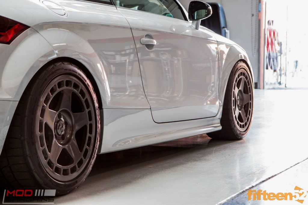 Audi TT RS Forged Turbomac angle 4
