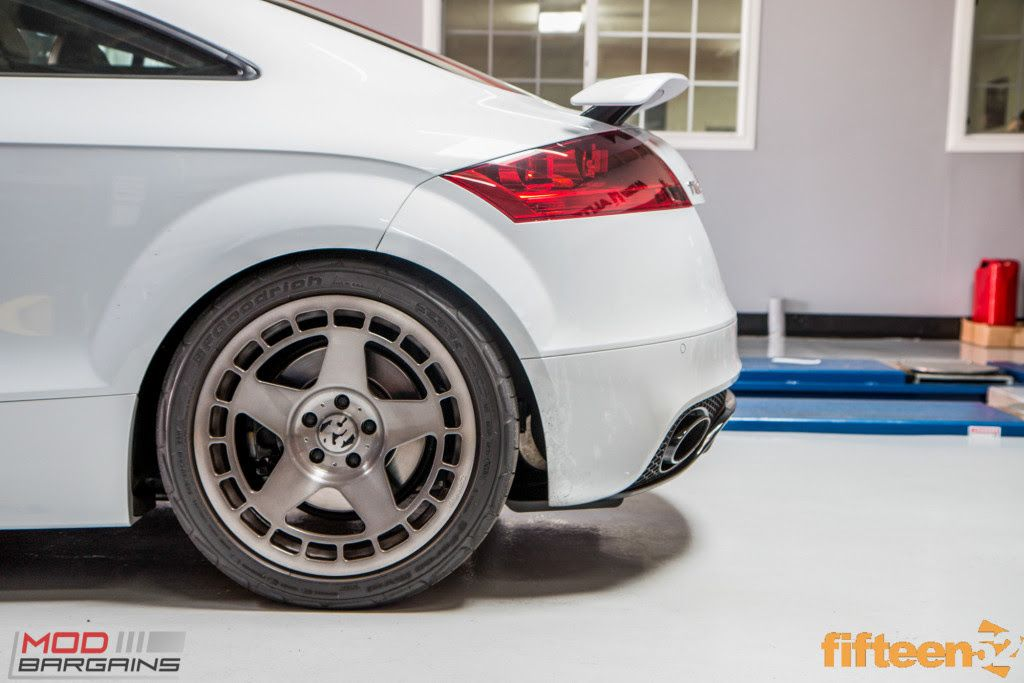 Audi TT RS Forged Turbomac angle 3