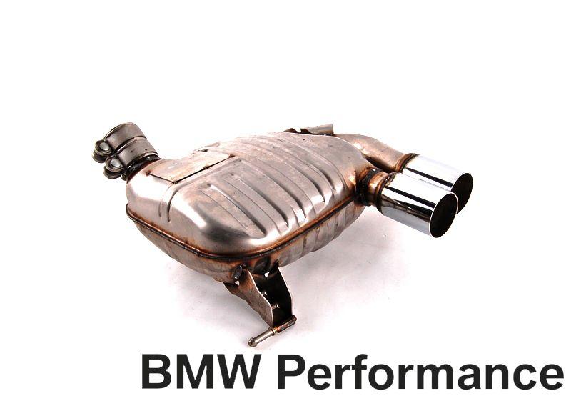 BMW Performance Exhaust For BMW Ii E - Bmw 135i performance upgrades