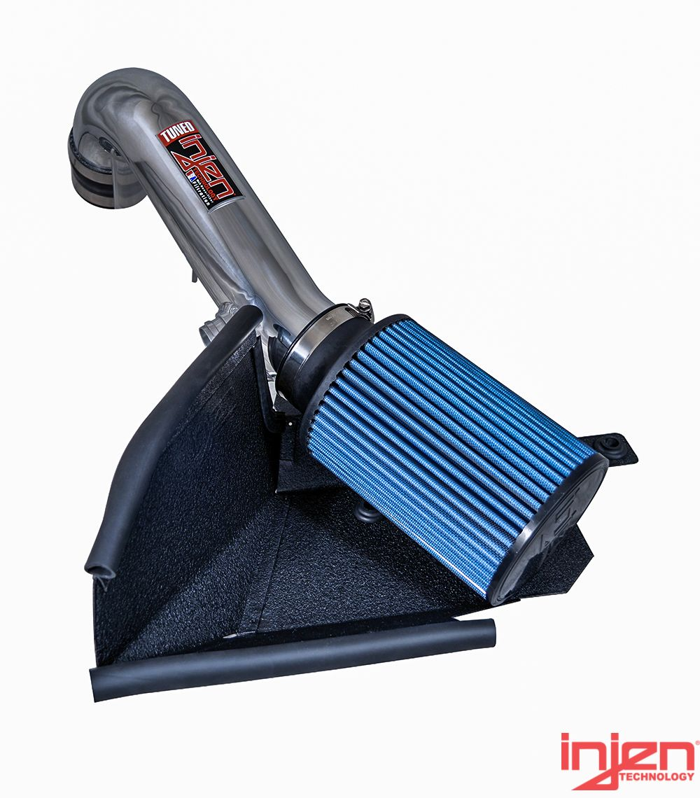 Injen Short Ram Air Intake for 2015+ VW Golf GTI [MK VII] SP3078