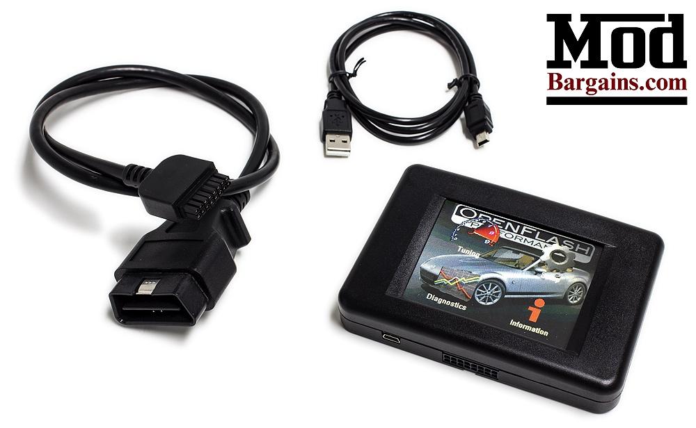 Vishnu OpenFlash Tablet for Mazda Miata