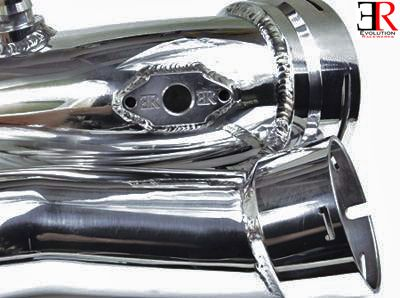 Evolution Racewerks Charge Pipe for 2012+ N55 BMW 335xi