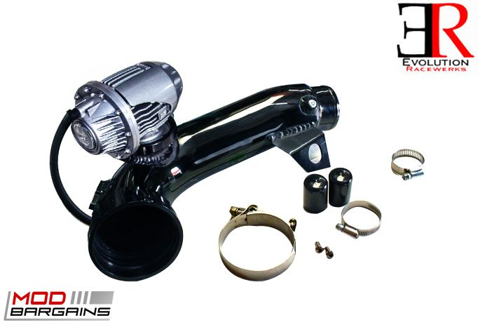 Evolution RaceWerks N54 Charge Pipe for 2007-13 BMW 135i/335i [E82/E90/E92] w/BOV or Diverter Valve