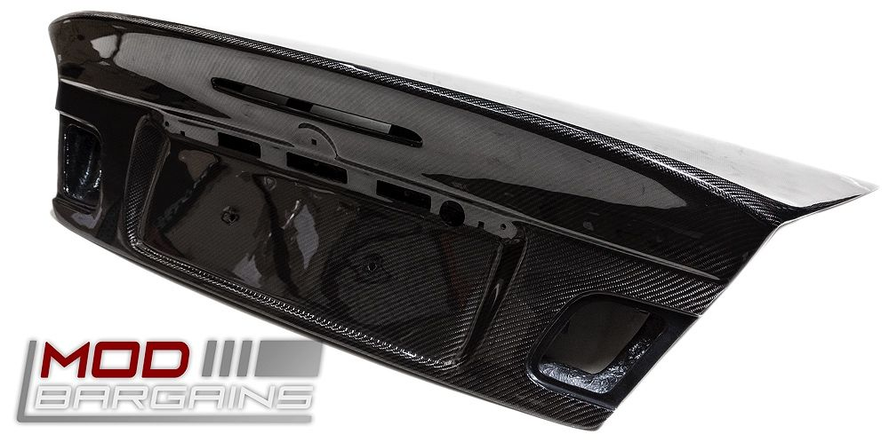 Carbon Fiber CSL Style Bootlid E46 Convertible