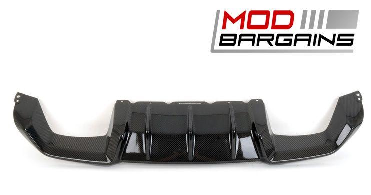 BMW M2 F87 OEM Carbon Fiber Rear Diffuser 51192361666