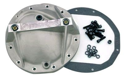 BMR Aluminum 8.8in Differential Cover for 2005-14 Ford Mustang
