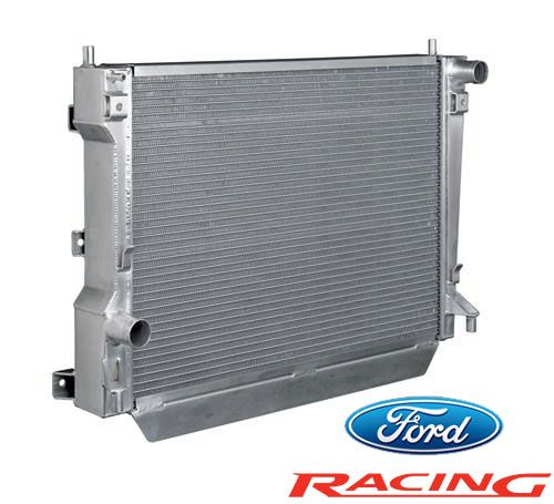 Ford Racing Aluminum Radiator for 2005-14 Ford Mustang GT [S197] M-8005-MGT