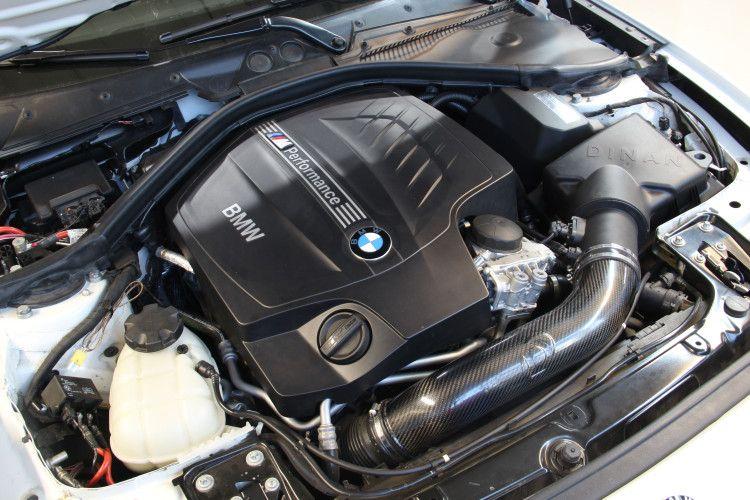 Dinan Carbon Fiber Cold Air Intake (3)
