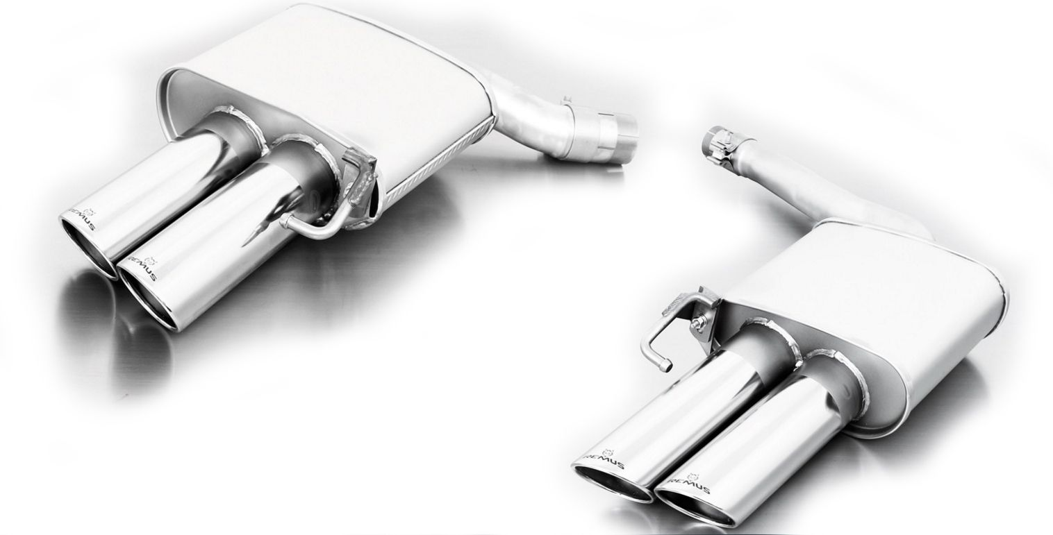 Remus Sport Exhaust for 2008+ Audi S5 4.2 + 3.0T [B8] 049208 0556L/R