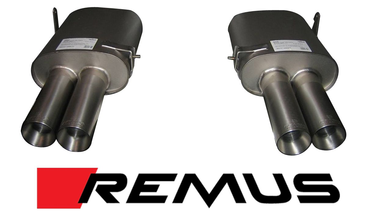 Remus Titanium SPORT Exhaust for 2007-12 BMW M3 [E92/E93] 089107 0584LRTi