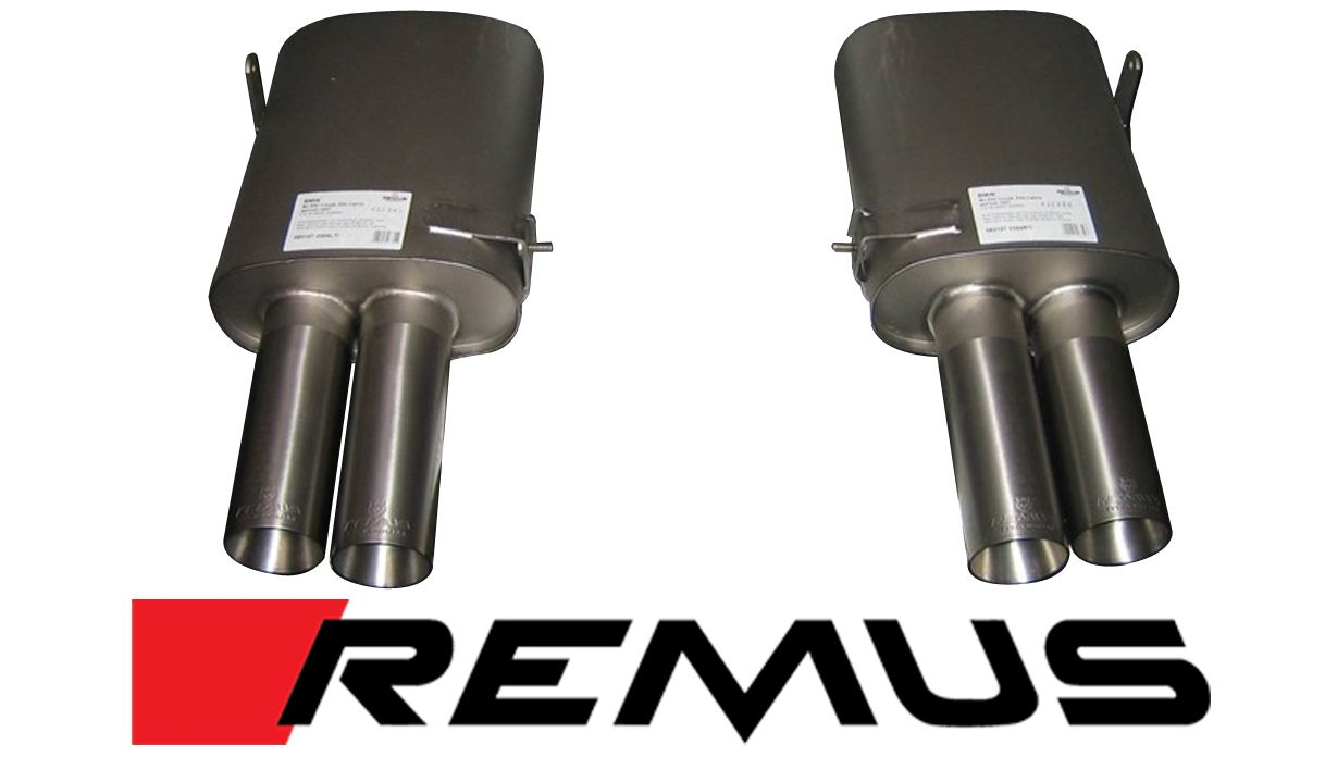 Remus Sport Exhaust for BMW M3 E92
