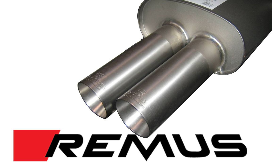 Remus Sport Exhaust for BMW M3 E92 (2)