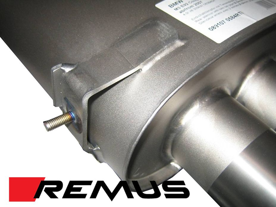 Remus Sport Exhaust for BMW M3 E92 (3)
