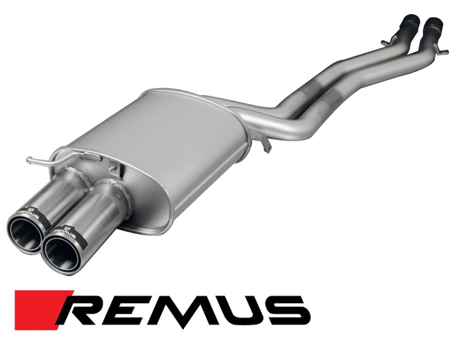 Remus Sport Exhaust For 2009 Bmw Z4 E89 088109 0584c