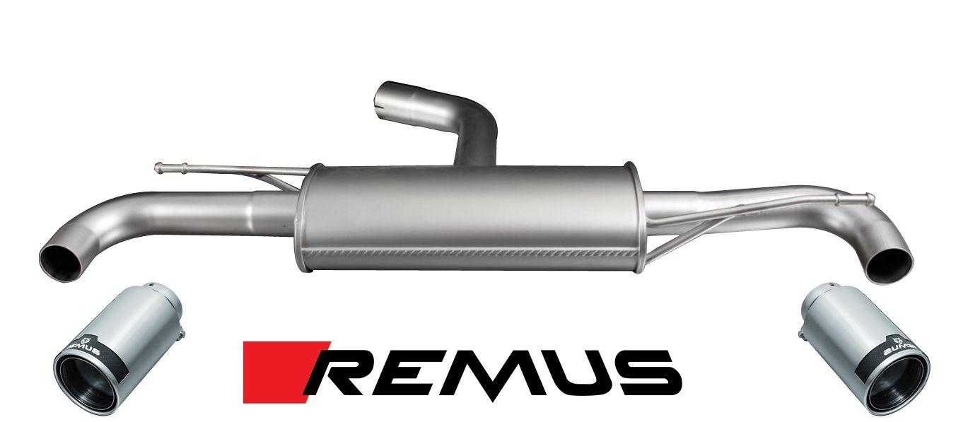 Remus Sport Exhaust 2008+ MK VI GTI