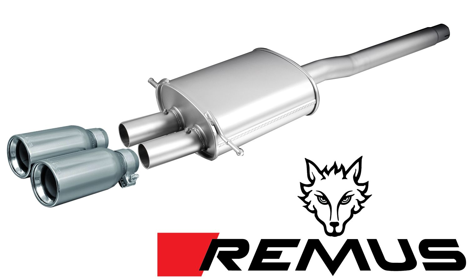 Remus 2011+ Mini Cooper S Coupe [R58] Powersound Exhaust System