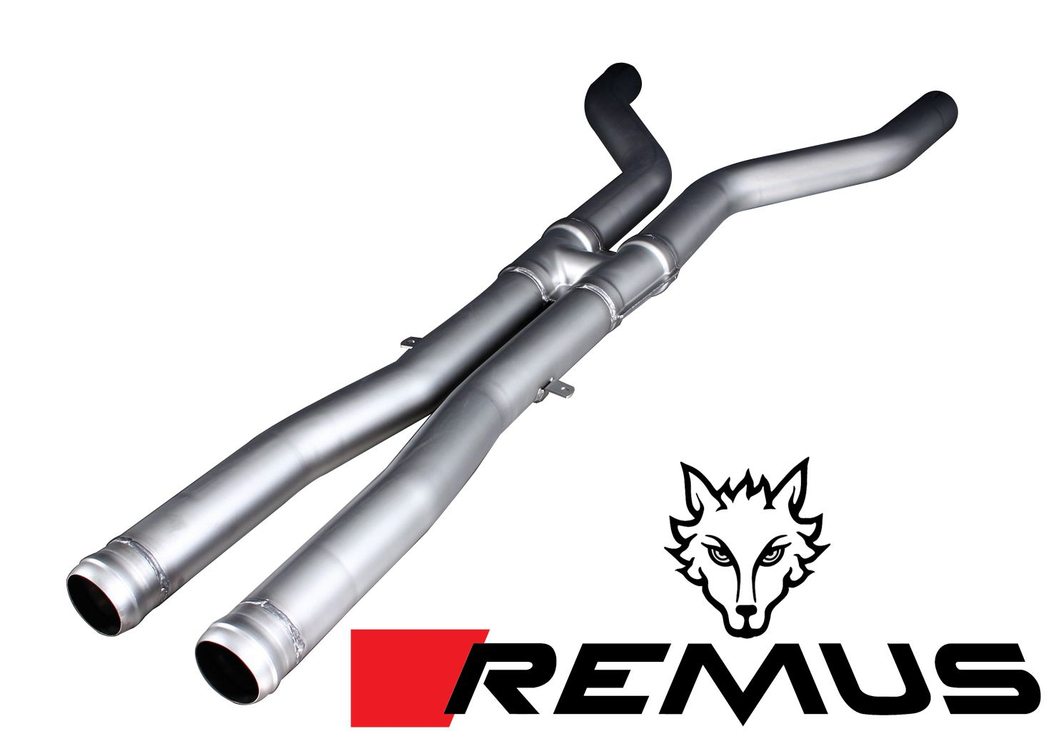 Remus X-Tubes Race Exhaust for 2007-12 BMW M3 [E92/E93]