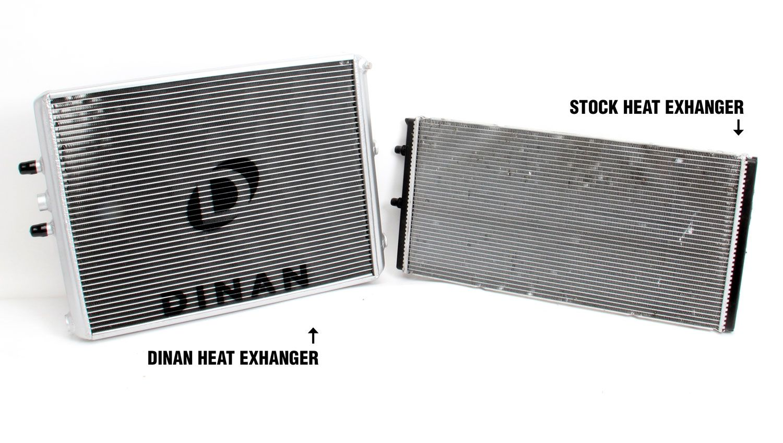 Dinan High Performance Heat Exchanger